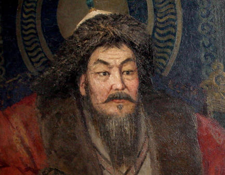 genghis khan the mind of james donahue